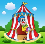 Clown theme picture 6