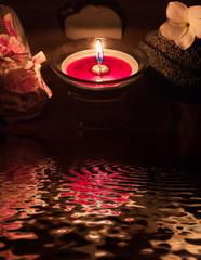 décor zen anti-stress massage nocturne