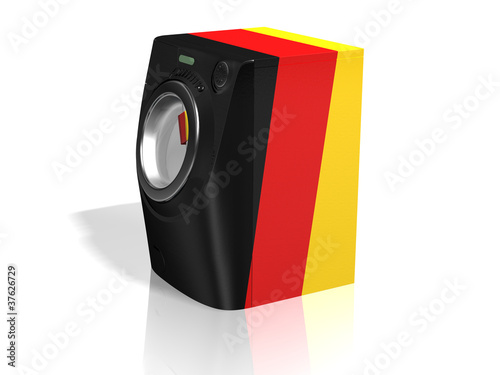 washing machine GERMANY