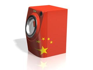 washing machine CHINA