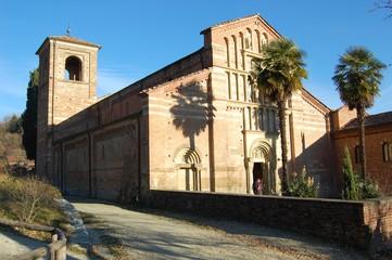 Abbazia of Vezzolano, Albugnano, Piedmont
