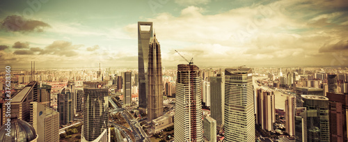 Lujiazui Financial Center