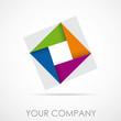 Logo photographer, the diaphragm # Vector