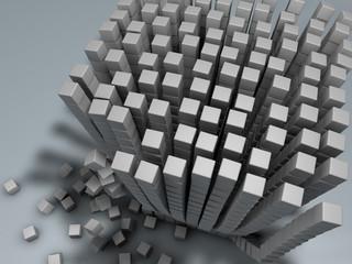 Crollo cubi