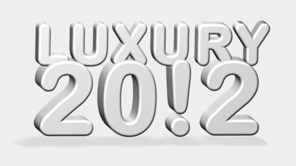 Luxus 2012-white