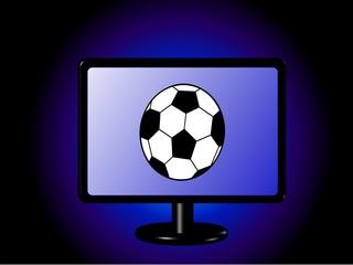 Fussball im Fernsehen