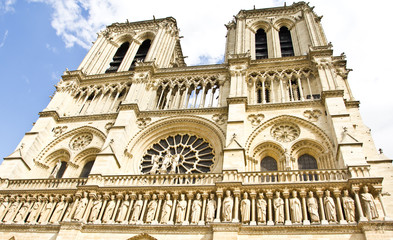 Notre dame Church, Paris