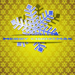Snowflake-applique