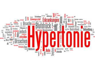 Hypertonie (Bluthochdruck)