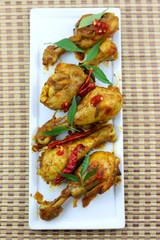 Fried Chicken drumsticks