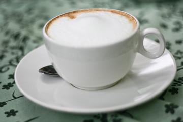 Cappuchino coffee