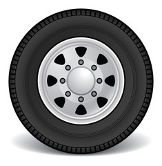 Heavy Duty Truck Rim