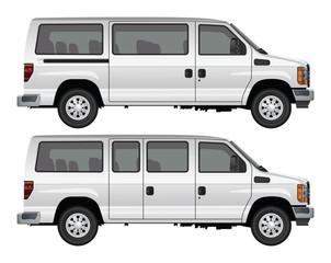 Fullsize Passenger Van