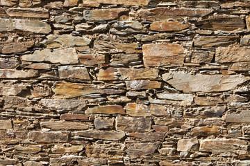 parede de xisto