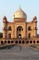 Safdarjung's; Tomb in Delhi, India