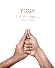 Yoga shankh mudra