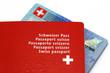 schweizer pass mit id-karte