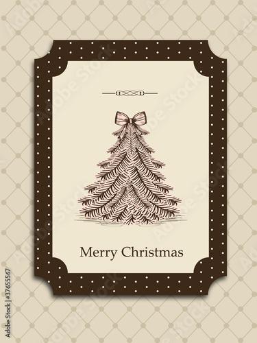 christmas card design