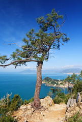 Golfo del Tigullio e Sestri Levante, Liguria, Italy