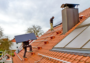 Solar Cell Installation