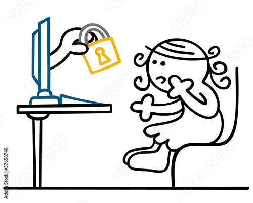 figur kinderschutz im internet