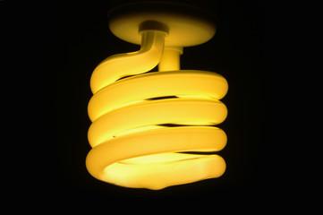 Energy saving compact light