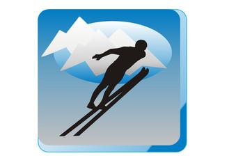 App - Skispringen