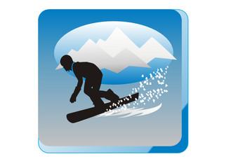 App - Wintersport Snowboard