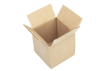 Closed package box