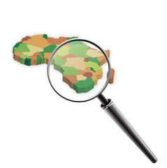 Searching in 3D Map