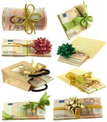 billets cadeaux
