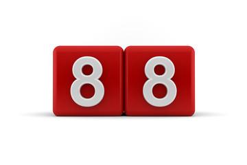 88. Geburtstag