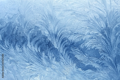 natural ice pattern