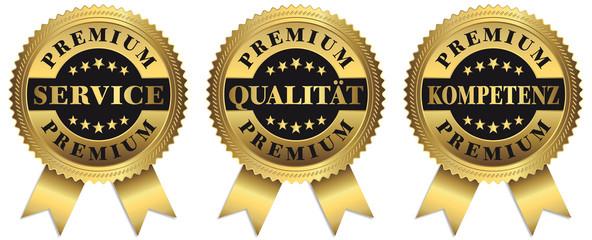 Premium - Service - Qualität - Kompetenz