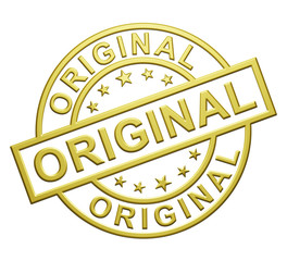 """Original"" Gold Label"