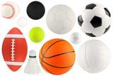 Fototapety balls in sport 1
