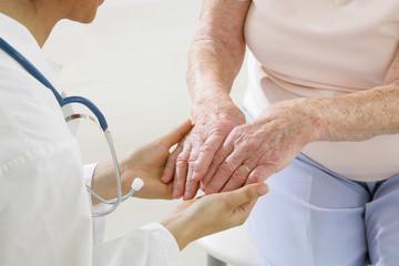 Rhumatologie - Consultation Troisième âge