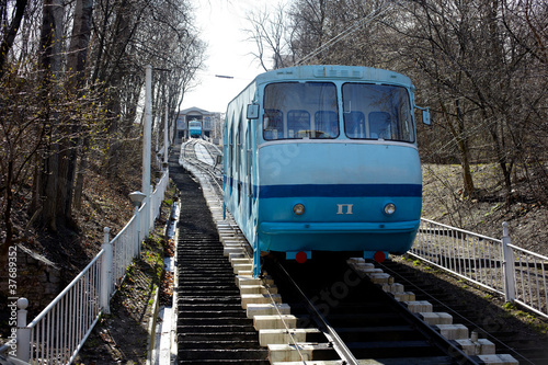 Kolejka linowa, Kijów