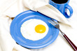 Fried Egg and Coffee