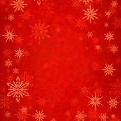 Red grunge texture background.