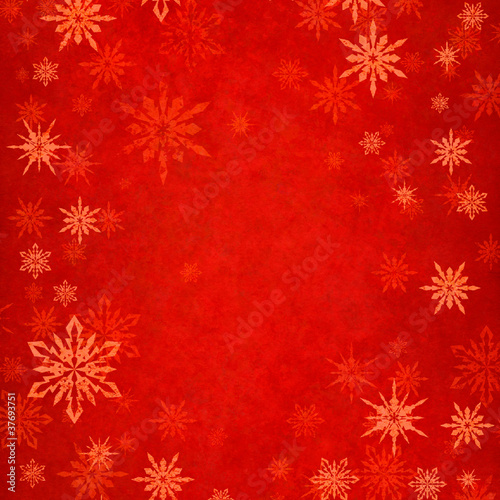 Red grunge texture background.