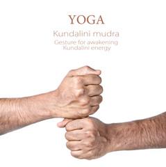 Yoga kundalini mudra