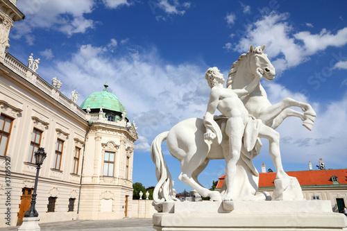 Belvedere in Vienna