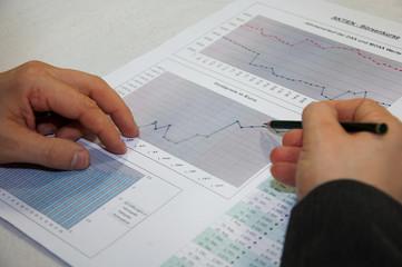 steigender Aktienkurs