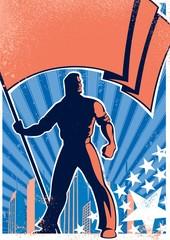 Flag Bearer Posters 2