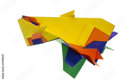 Fantastic paper airplane