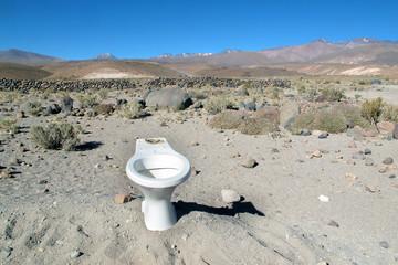 Toiletten-Abenteuer - toilet adventure
