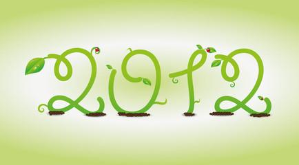 Vine Happy new year 2012