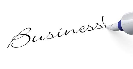 Stift Konzept - Business