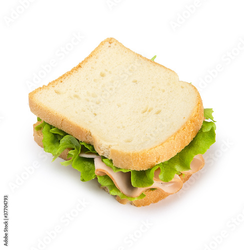 Sandwich tacchino - turkey sandwich